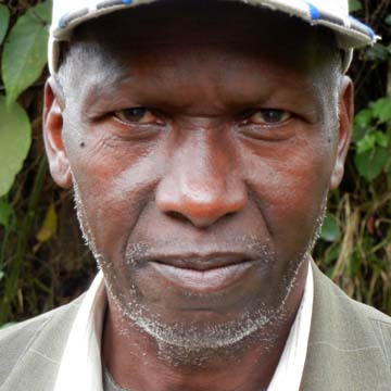 Man From Village of Gitombo